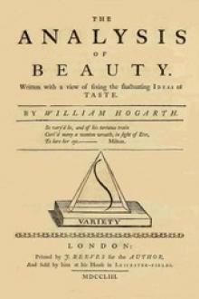 The Analysis of Beauty by William Hogarth