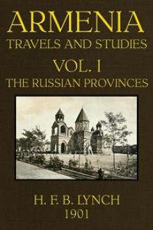 Armenia, Travels and Studies (Volume 1 of 2)
