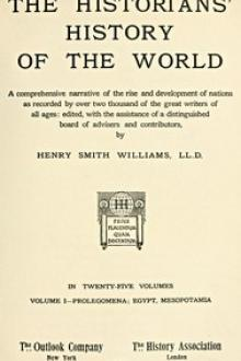 The Historians' History of the World in Twenty-Five Volumes, Volume 1