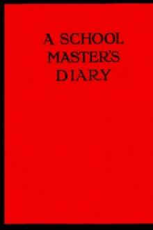 A Schoolmaster's Diary