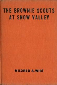 The Brownie Scouts at Snow Valley by Mildred Augustine Wirt