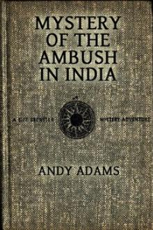 Mystery of the Ambush in India by Andy Adams