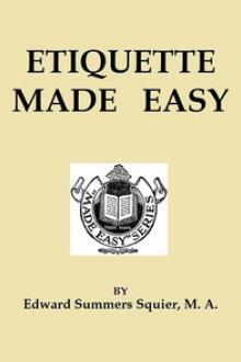 Etiquette Made Easy