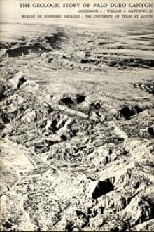 The Geologic Story of Palo Duro Canyon