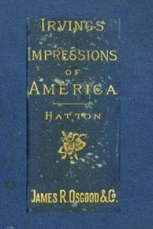Henry Irving's Impressions of America