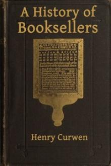 A History of Booksellers