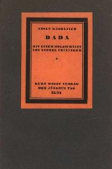 Dada by Adolf Knoblauch