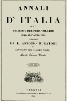 Annali d'Italia, vol. 5