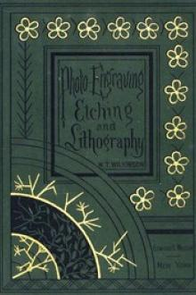 Photo-engraving, Photo-etching and Photo-lithography in Line and Half-tone