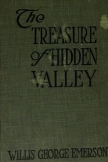 The Treasure of Hidden Valley by Willis George Emerson