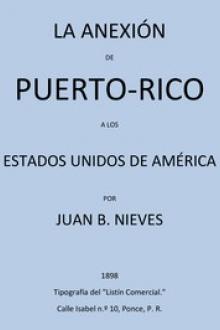 La Anexión de Puerto-Rico