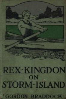 Rex Kingdon on Storm Island
