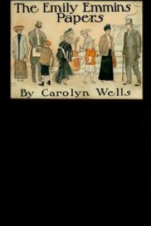 The Emily Emmins Papers by Carolyn Wells
