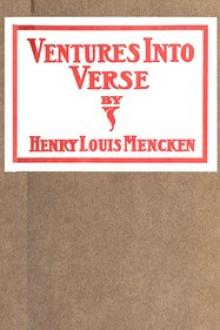 Ventures Into Verse by H. L. Mencken