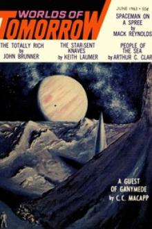 A Guest of Ganymede by Carroll M. Capps