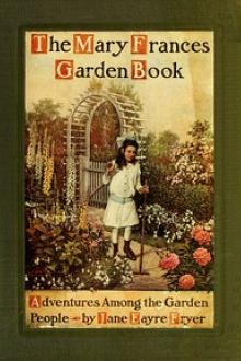 The Mary Frances Garden Book by Jane Eayre Fryer