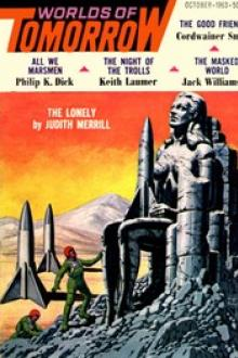 The Night of the Trolls by John Keith Laumer