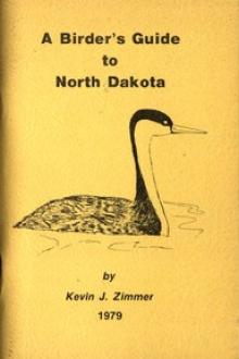 A Birder's Guide to North Dakota by Kevin J. Zimmer