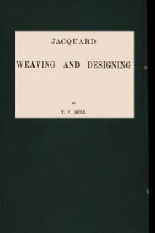 Jacquard Weaving and Designing by T. F. Bell