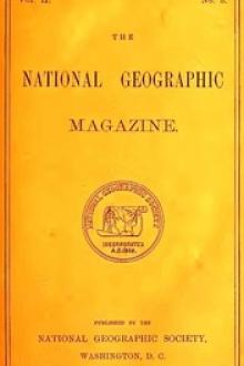 The National Geographic Magazine, Vol