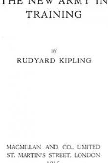 The New Army in Training by Rudyard Kipling