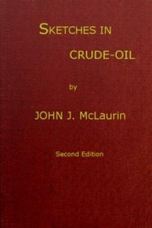Sketches in Crude-oil