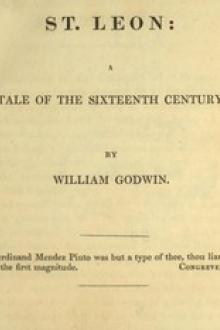 St. Leon by William Godwin