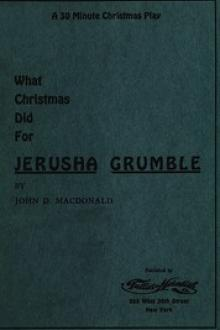 What Christmas Did for Jerusha Grumble