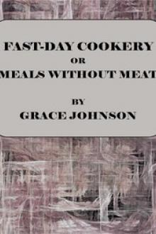 Fast-Day Cookery
