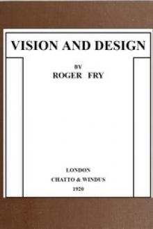Vision and Design by Roger Fry