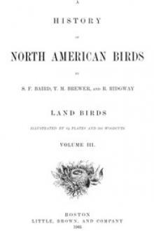A History of North American Birds