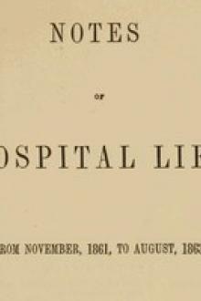 Notes of hospital life from November