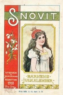 Snövit barnens julkalender 1918