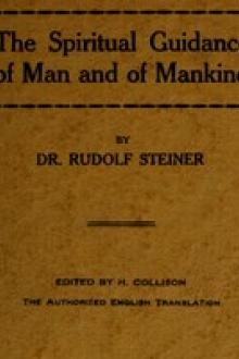 The Spiritual Guidance of Man and of Mankind by Rudolph Steiner