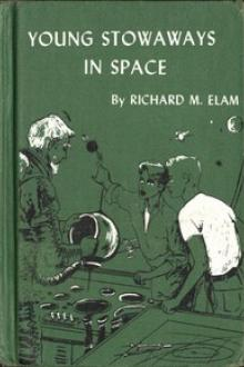 Young Stowaways in Space by Richard Mace Elam