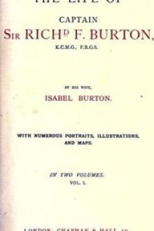 The Life of Captain Sir Richard F. Burton