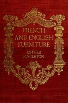 French and English furniture