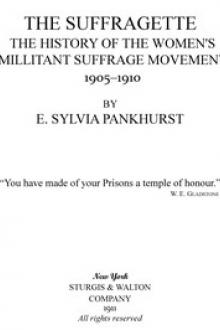The Suffragette by Estelle Sylvia Pankhurst