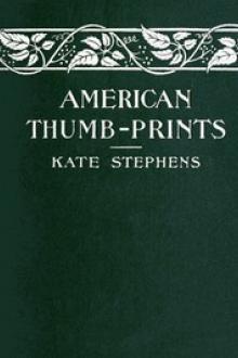 American Thumb-prints