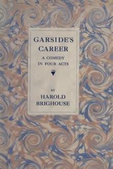 Garside's Career