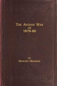 The Afghan War of 1879-80