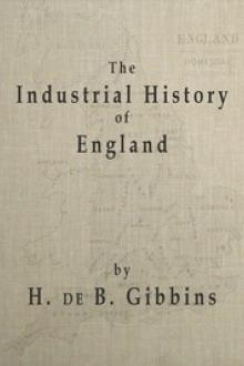 The Industrial History of England