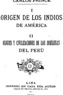 Origen de los indios de América