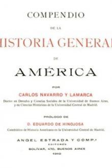 Compendio de la historia general de América