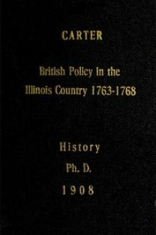 British Policy in the Illinois Country