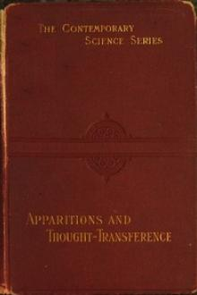 Apparitions and thought-transference