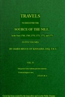 Travels to Discover the Source of the Nile, Volume IV (of 5)