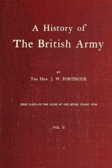 A History of the British Army Vol. 2