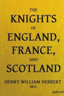 The Knights of England by Henry William Herbert