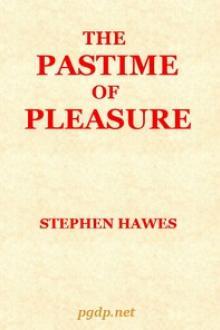 The Pastime of Pleasure